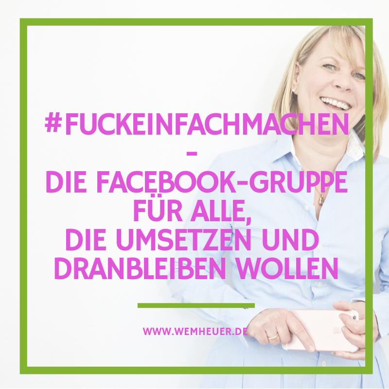 FB Gruppe für Homepage