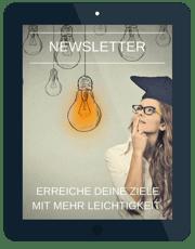 Kostenloser Newsletter - Kerstin Wemheuer Coaching