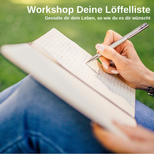 Produktbild Workshop Löffelliste