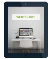 Kostenloses EPaper Werte-Liste – Kerstin Wemheuer Coaching