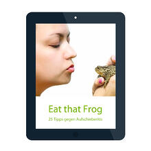 Kostenloses E-Book Eat that Frog – Kerstin Wemheuer Coaching