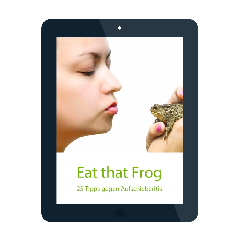 Eat that Frog Mockup
